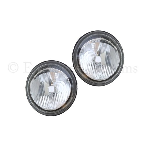 small resolution of nissan interstar 2003 2011 front fog light lamps 1 pair o s n s on onbuy