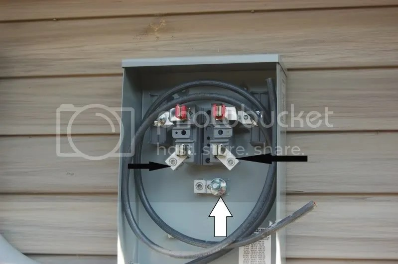 mobile home service entrance wiring diagram wireless bridge access point underground electrical pedestal pipe ~ odicis