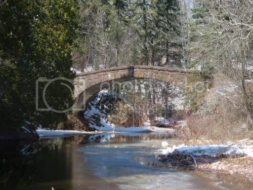 bridge at Glensheen