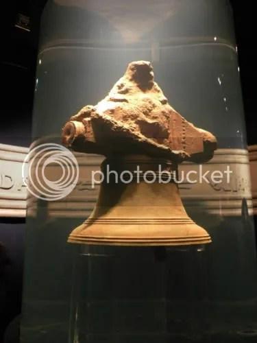 the Whydah's bell