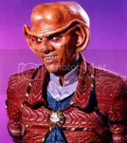 Quark from Star Trek: Deep Space Nine