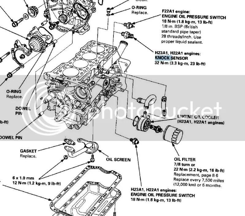 Wiring A Vtec Honda Prelude Knock Sensor In, Wiring, Free