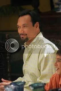 Jimmy Smits as Alex Vega in Cane.