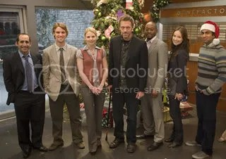House and his team
