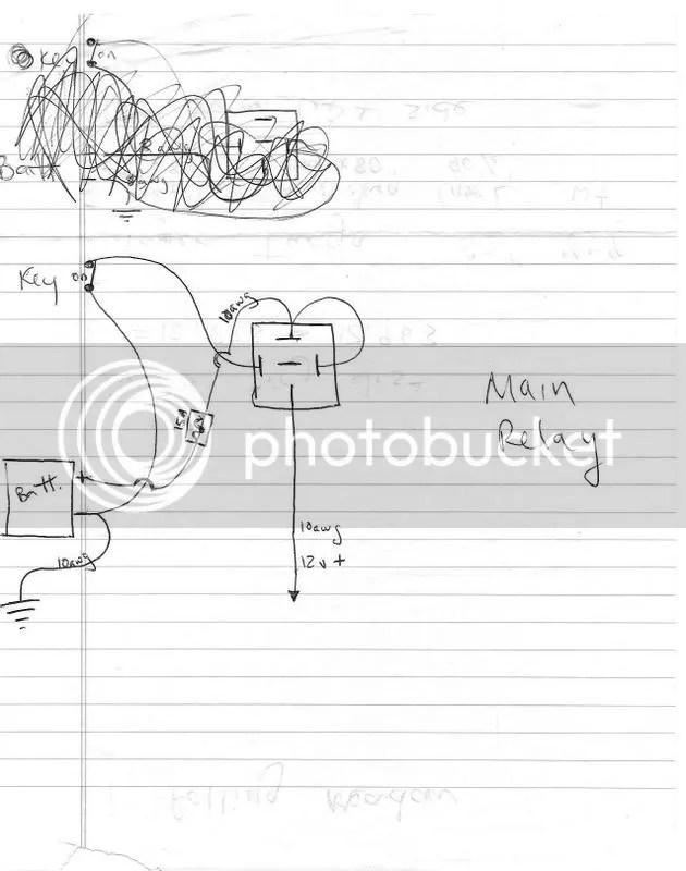Entire bike Rewiring diagrams. Drawn by me, not a 4 year