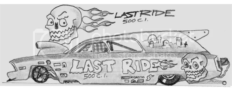 Funny Car Dragster Coloring Pages Sketch Templates