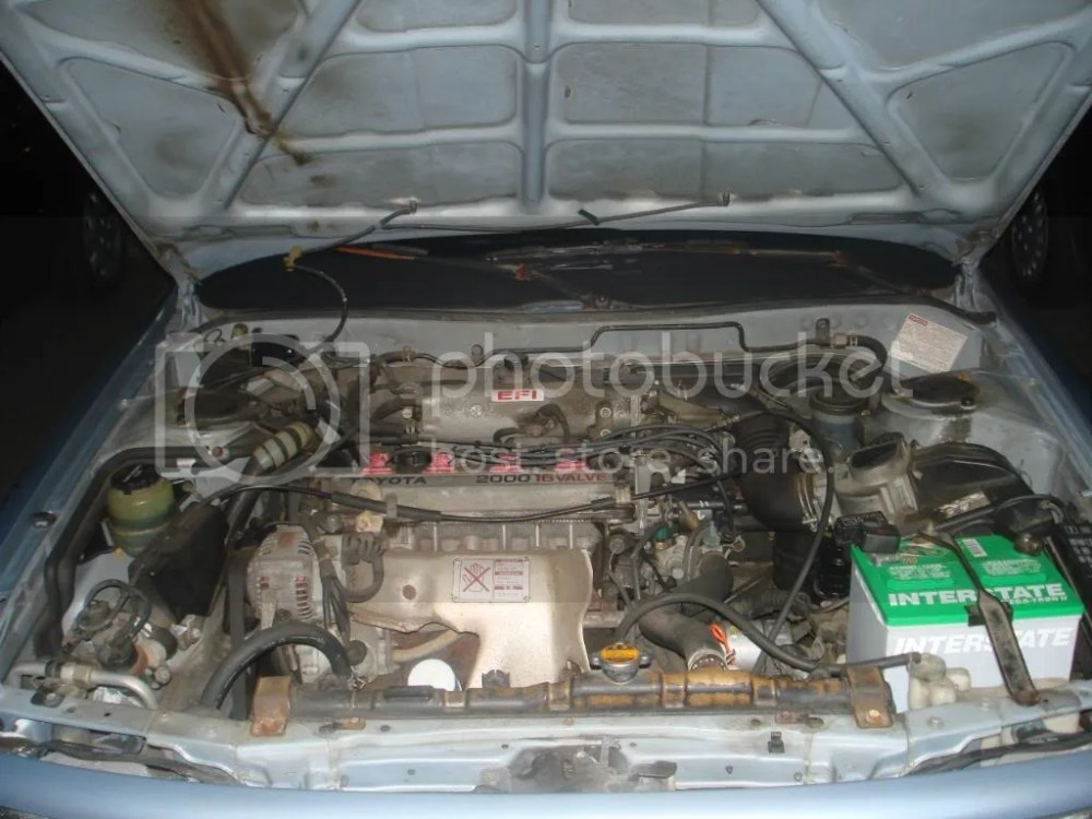 medium resolution of toyota pickup wiring diagram on 91 toyota corolla alternator wiring