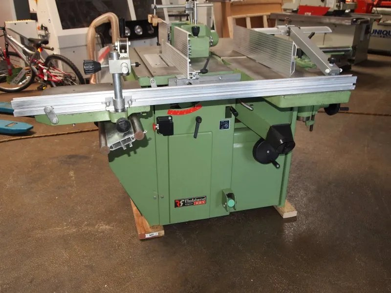 Robland Sliding Table Attachment
