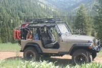 Roof Rack & Soft Top (Good Idea or Bad) - JeepForum.com