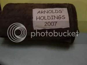 Arnold'sBlanket