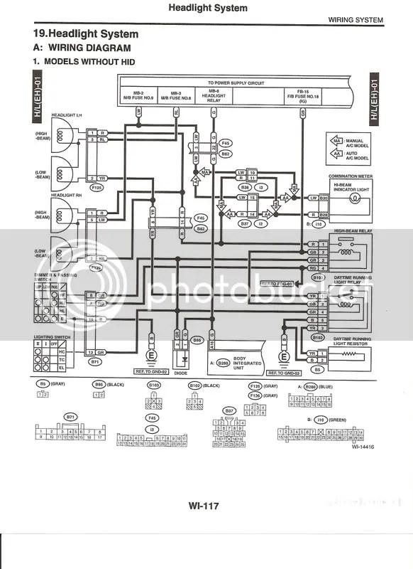 08 Subaru Forester Hitch Wiring Diagram : 39 Wiring