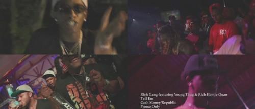 Rich Gang ft Young Thug and Rich Homie Quan-Tell Em-DVDRip-x264-2014-SRPx