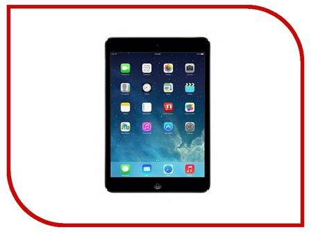 Планшет APPLE iPad mini 2 32Gb Wi-Fi + Cellular Space Grey ME820RU/A