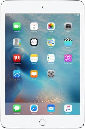 Apple iPad mini 4 Wi-Fi + Cellular 128GB Silver MK772RU/A