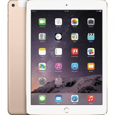 Планшетный ПК Apple iPad Air 2 Wi-Fi 32Gb + Cellular Gold (MNVR2RU/A) (MNVR2RU/A)