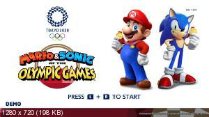 33adf6ff20ab66ff04723ed14fa1c848 - Mario and Sonic at the Olympic Games Tokyo 2020 Switch NSP XCI NSZ