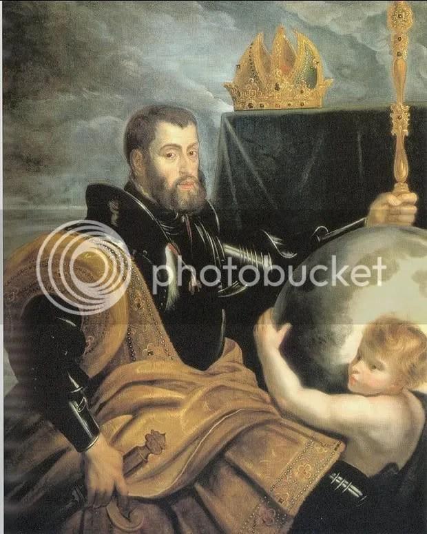 Carlos I y V