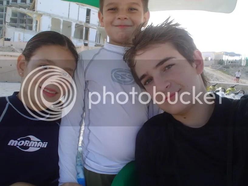 Natalia, Ari y Yo