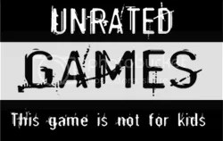 Unrated Games Logo