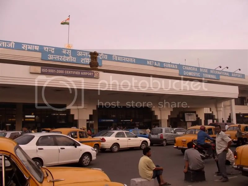 Kolkata International Airport
