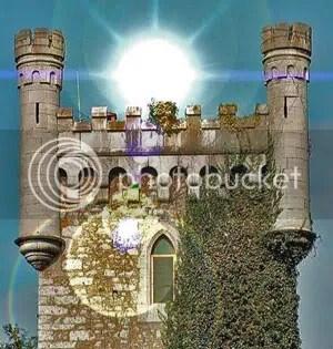 Las Torres de Priorio, mansión que hoy está en manos de la familia politica de Matias Rodriguez Inciarte
