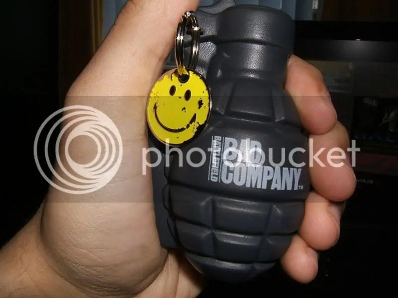 Bad Company grenade