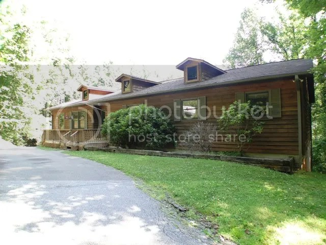 681 Penland Road Franklin NC, Franklin NC Real Estate, Beautiful cabin in the mountains!