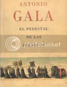 El pedestal de las estatuas – Antonio Gala