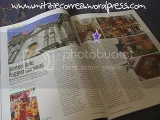 My published photos at Lifestyle Asia Travel magazine