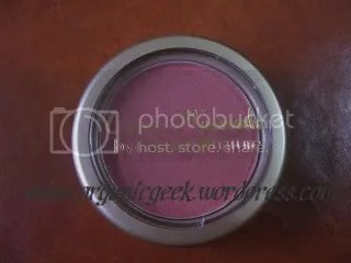 A pot of Love Minerals Blush in Tropical Rose