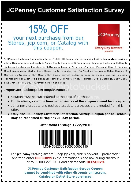 free shipping coupon jcpenney