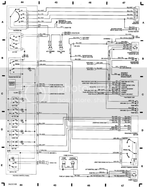 small resolution of h overheating honda prelude forum hope this helps honda prelude wiring diagrams