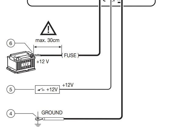 Blaupunkt GTb-8200A 200W 8