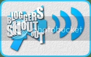 Blogger's Shout Out!