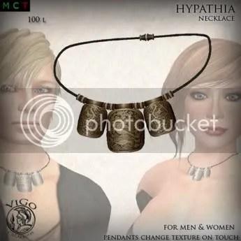 Hypathia Necklace
