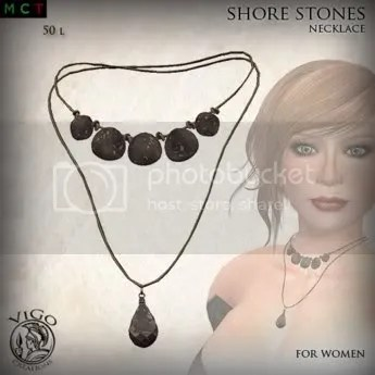 Shore Stones Necklace