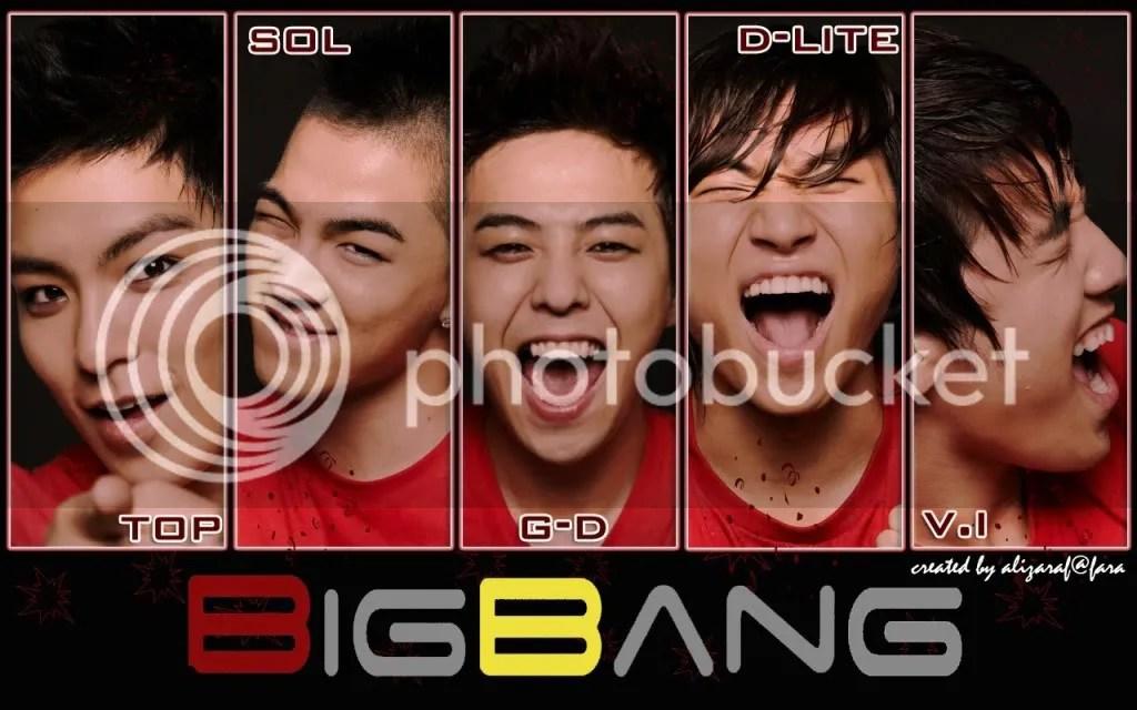 Big bang wall 1