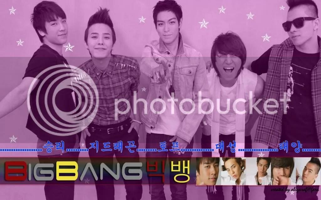 Big Bang wall 2