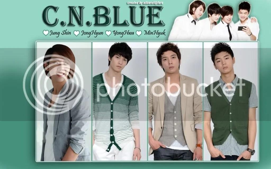CN BLUE 1