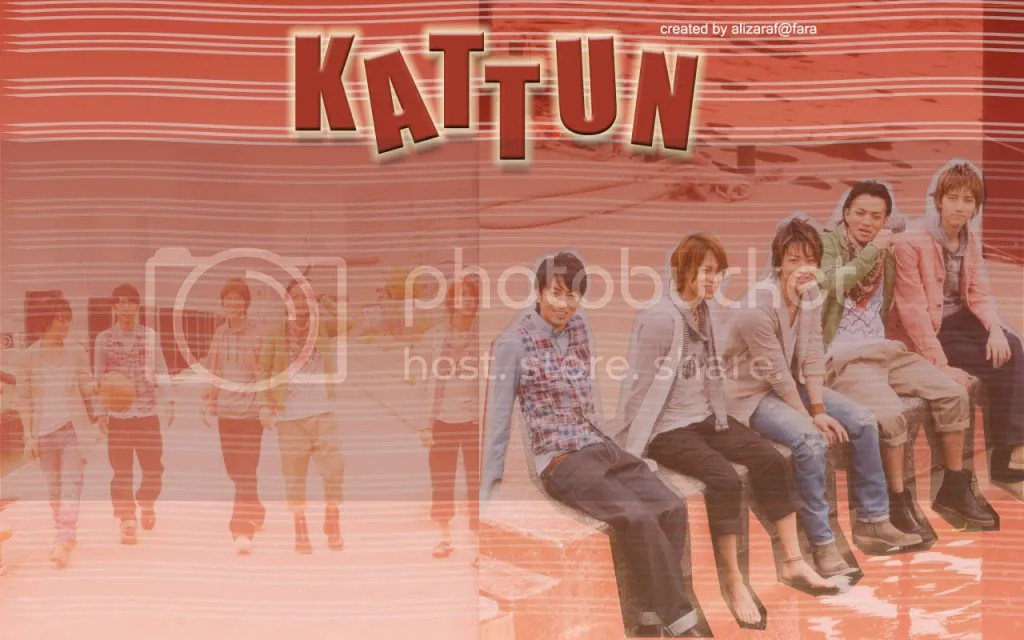 Kat-tun wall 3