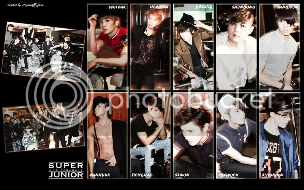Super Junior wallpaper 2