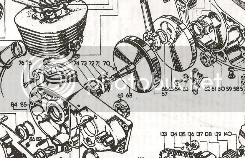 B40 Bsa Wiring Diagram BSA Repair Diagram Wiring Diagram