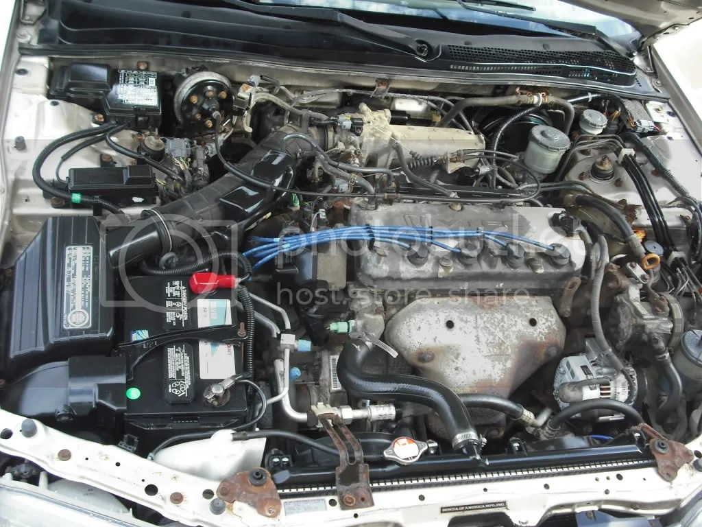 Honda Accord Ex 1995 Honda Civic Ac Diagram Alternator Wiring Diagram