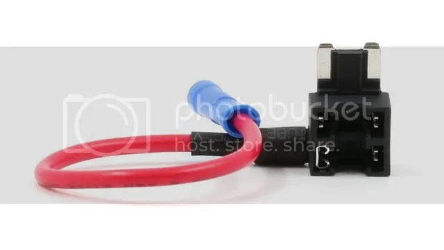 12v Car Addacircuit Fuse Tap Adapter Mini Atm Apm Blade Fuse Holder