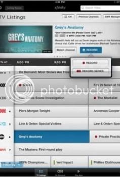 Nonton TV pakai ipad gambar sofware aplikasinya cara