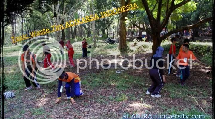 Games Outbond contoh adikarsa indonesia gambar