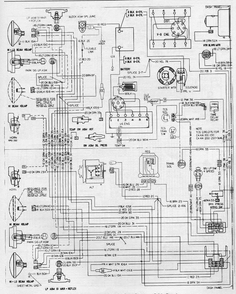 medium resolution of 1984 k5 blazer fuse box diagram schematics diagram s10 blazer wiring diagram 1984 chevy blazer wiring
