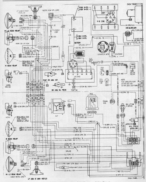 small resolution of 1984 k5 blazer fuse box diagram schematics diagram s10 blazer wiring diagram 1984 chevy blazer wiring