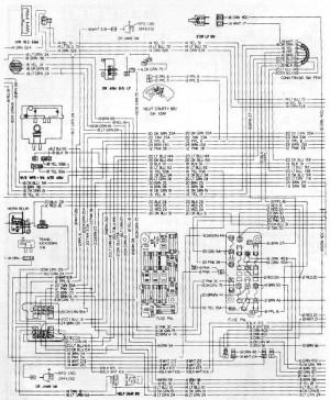72 K5 Blazer Wiring Problem