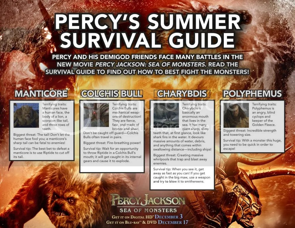 Percy Jackson Worksheets Take You Deeper